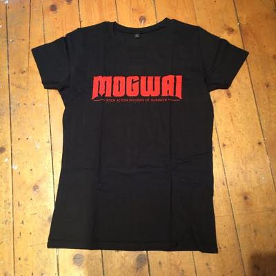 Black & Red Mogwai Tshirt