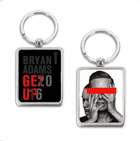 Get Up Keyring