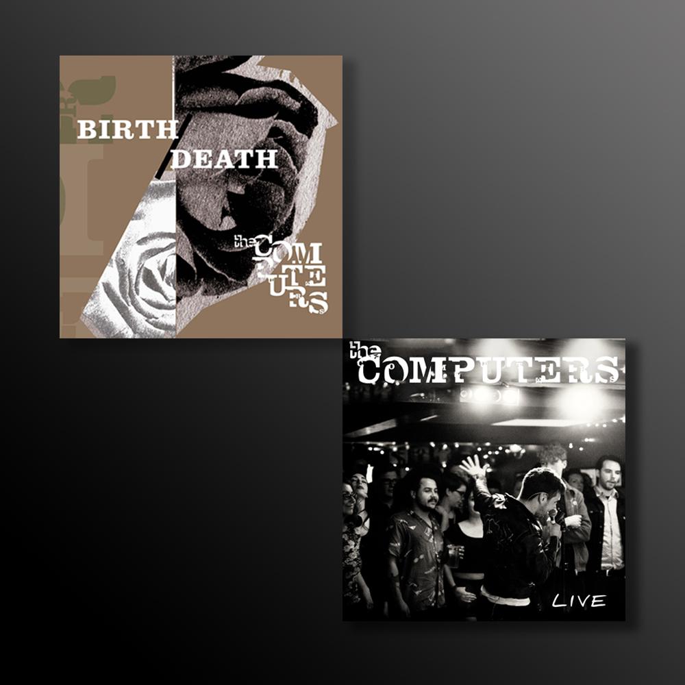 Birth/Death (choice of format) + Live Album