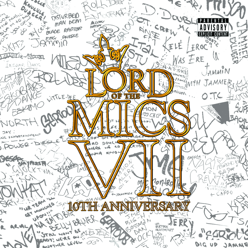 Lord of the Mics 7 (CD/DVD)