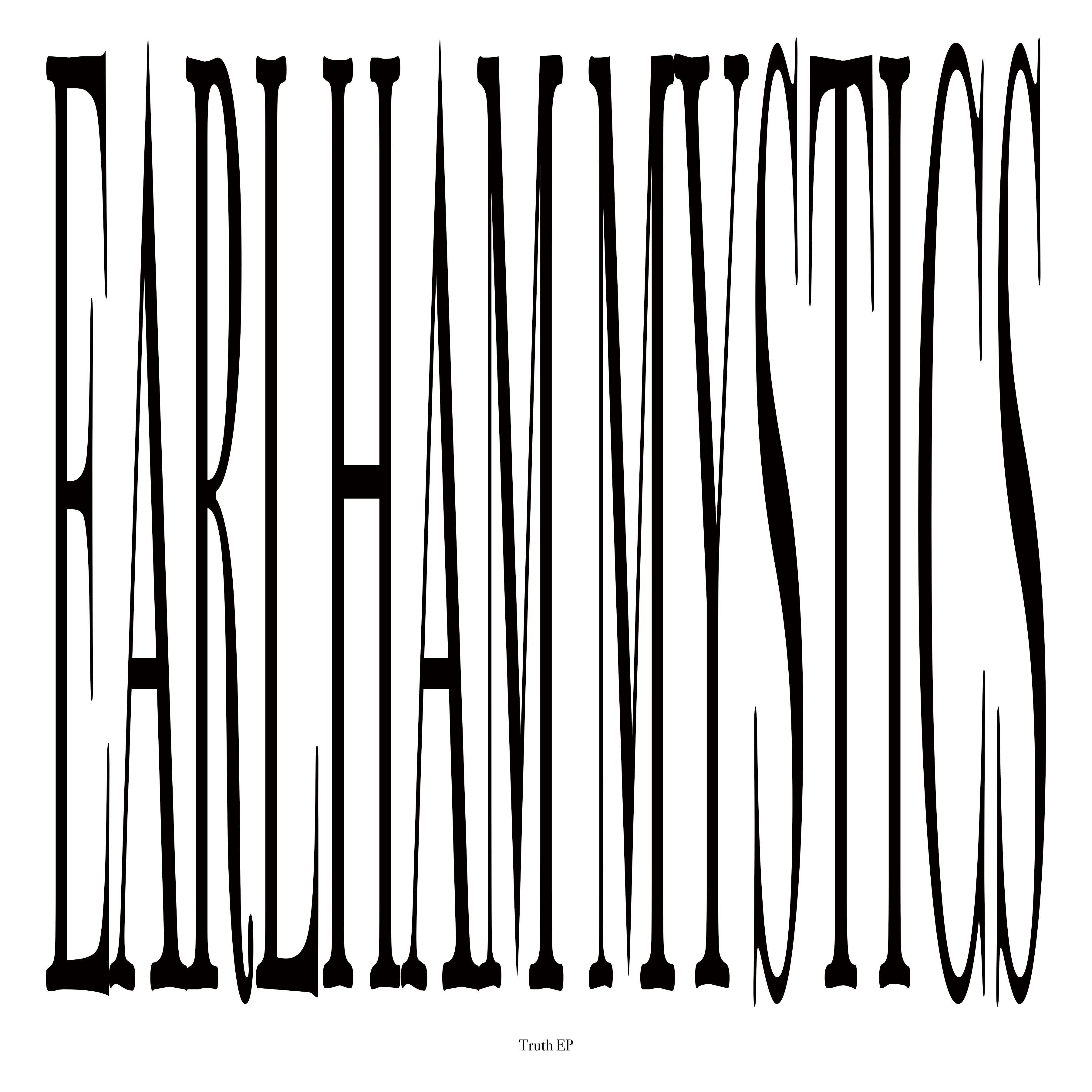 """Earlham Mystics (Luke Abbott) - Truth EP (12"""" Vinyl)"""