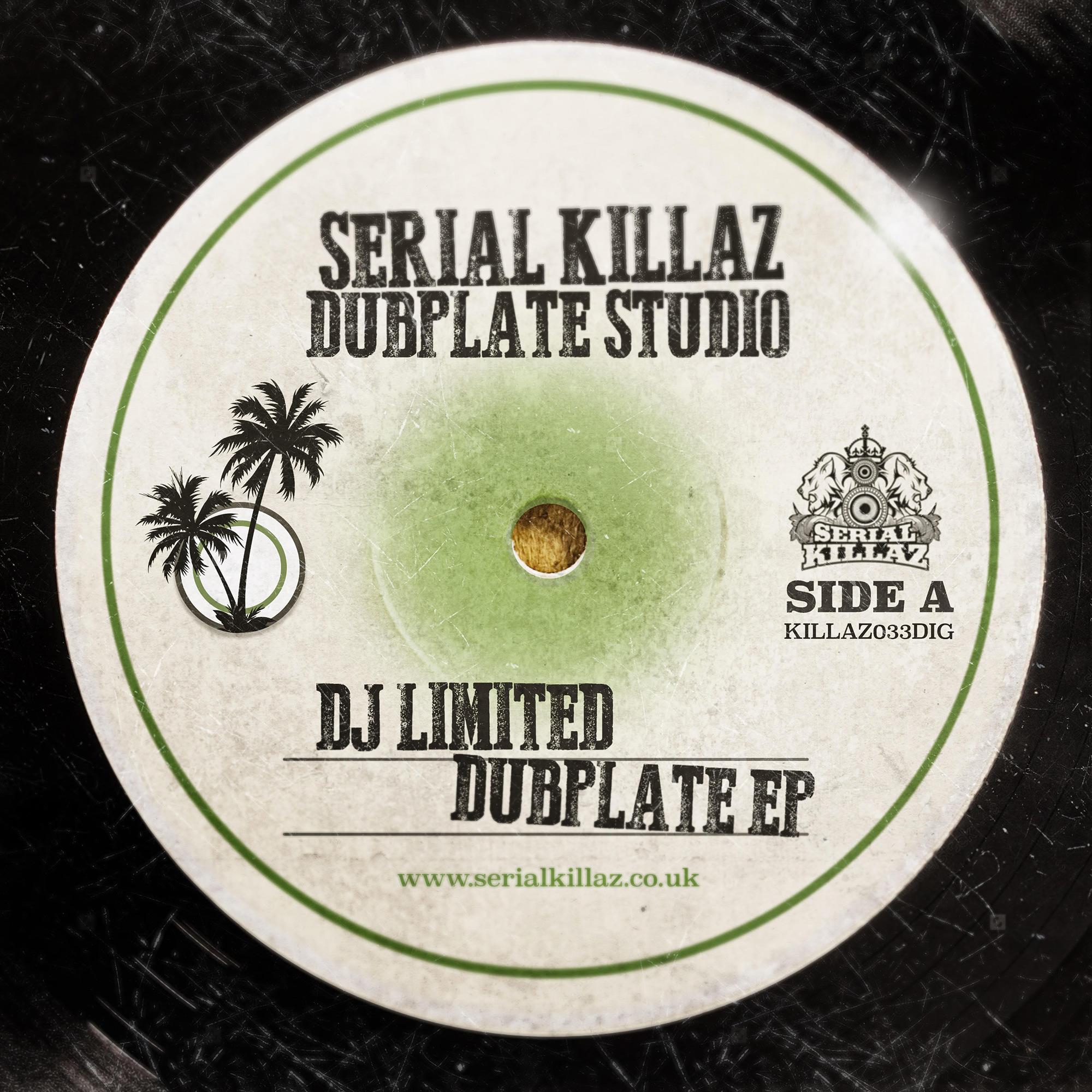 DJ Limited  - Dubplate EP