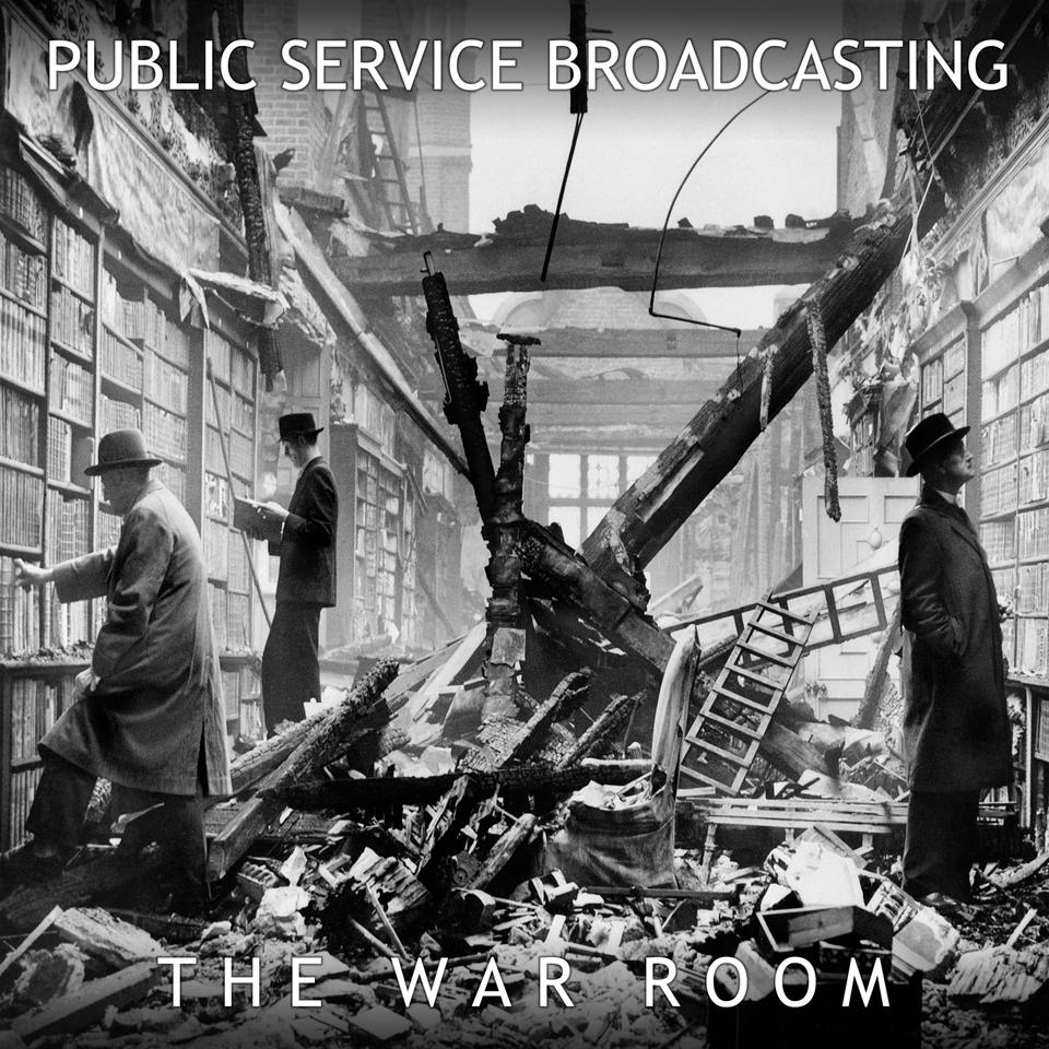 The War Room EP CD