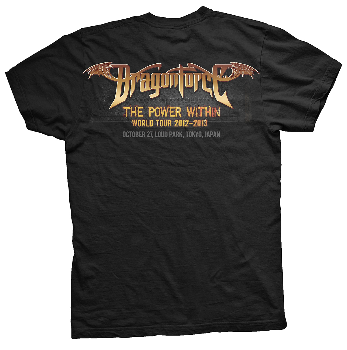 The Power Within World Tour Tee