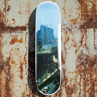 "Mogwai x Focus Hardcore Will Never Die Skateboard Deck - 8.5"""