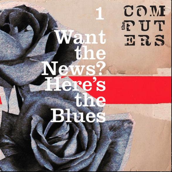 "Ticket + 'Want the News' DBL 7"" Transparent Vinyl"