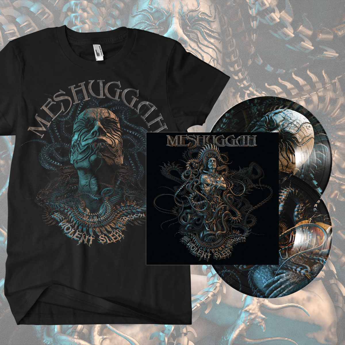 Picture Disc and 'Head' T-shirt Bundle