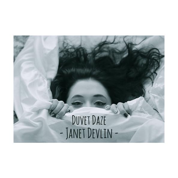 Duvet Daze EP Cover Poster