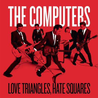 "Love Triangles Hate Squares (7"")"