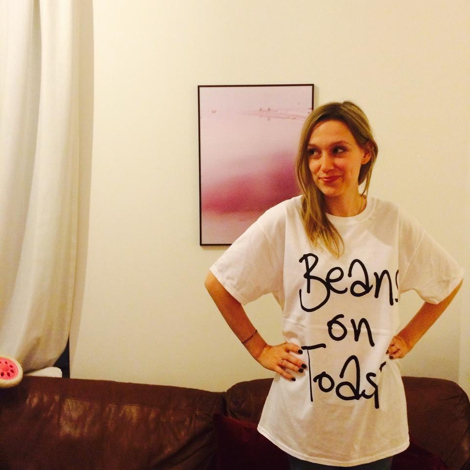 Beans on Toast Logo T-shirt (medium)