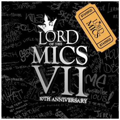 LOTM Live Ticket + LOTM 7 CD/DVD