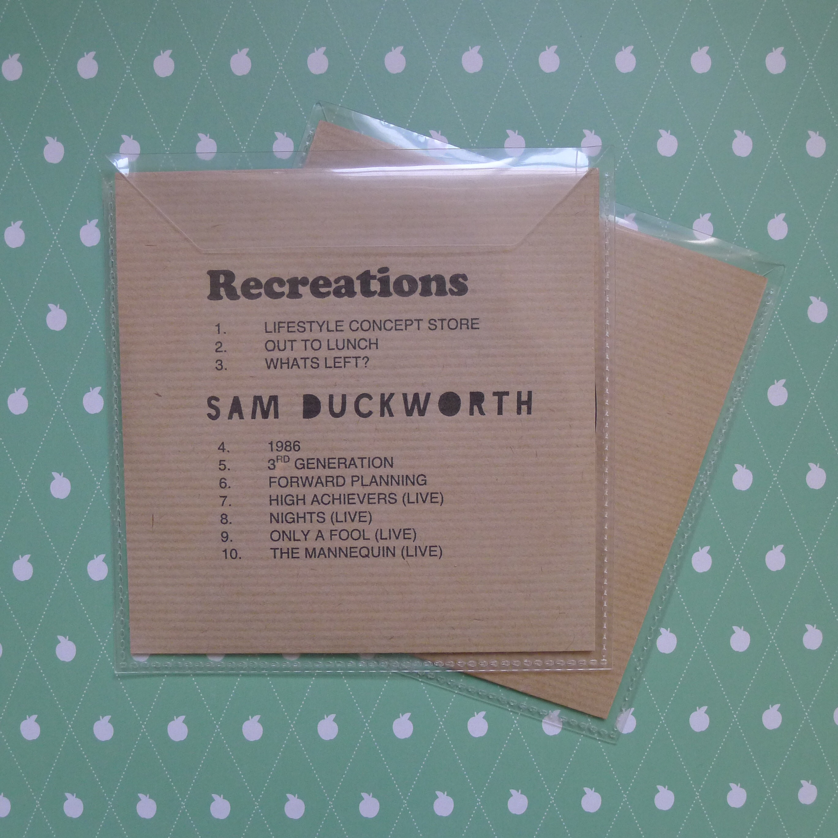 2015 Tour Bootleg (Recreations//SD Split)