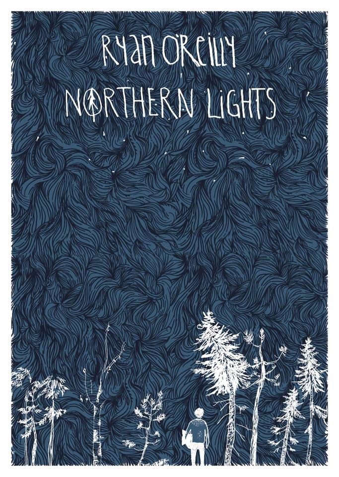Northern Lights Tour Poster